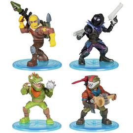 Battle Royale Fortnite Mini Action Figures Squad Pack