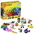 LEGO Classic Bricks and Eyes 11003 Building Kit - 11003