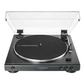 Audio-Technica AT-LP60XBTBK Wireless Belt-Drive Turntable