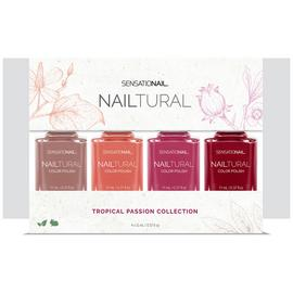 SensatioNail Nailtural Colour Bundle - 4 Pack