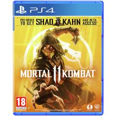 Mortal Kombat 11 PS4 Pre-Order Game