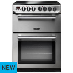 Rangemaster PROP60ECSS/C Double Electric Cooker - S/Steel