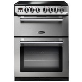 Rangemaster PROP60ECSS/C Double Electric Cooker - S/Steel Best Price, Cheapest Prices