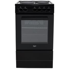Bush BESAW50B Single Electric Cooker - Black Best Price, Cheapest Prices
