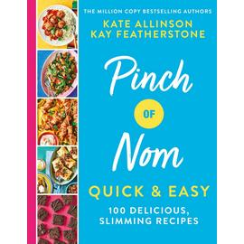 Pinch of Nom - Quick & Easy Recipe Book