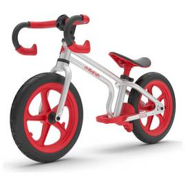 Chillafish Fixie Balance Bike - Red