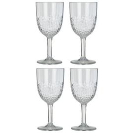 Argos Home Everyday Luxe Tritan Melamine Goblet - 4 Pack