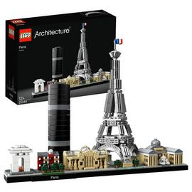 LEGO Architecture Skyline Paris Building Kit - 21044
