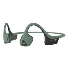 Aftershokz Trekz Air Open-Ear Wireless Headphones-Green