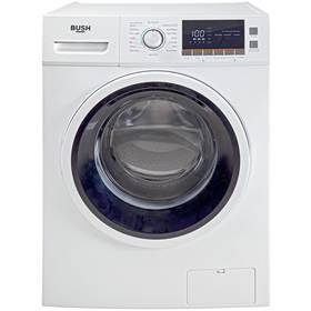 Bush WMNBX1016W 10KG 1600 Spin Washing Machine - White
