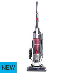 Hoover Velocity Plus Lift & Go Bagless Upright Vacuum