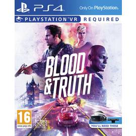 Blood & Truth PS VR Game (PS4) Pre-Order