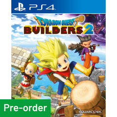 Dragon Quest Builders 2 PS4 Pre-Order Game