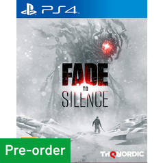 Fade to Silence PS4 Pre-Order Game