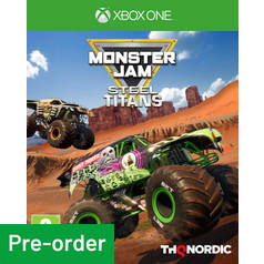 Monster Jam: Steel Titans Xbox One Pre-Order Game