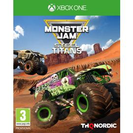 Monster Jam: Steel Titans Xbox One Game