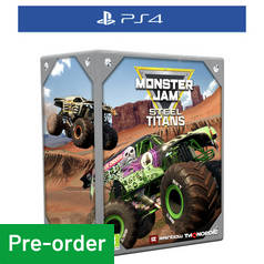 Monster Jam: Steel Titans Collector's Edition PS4 Pre-Order