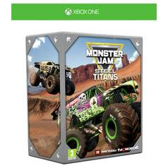 Monster Jam: Steel Titans Collectors Edn PS4 Pre-Order Game