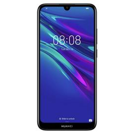 SIM Free Huawei Y6 32GB Mobile Phone - Midnight Black