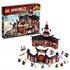 LEGO NINJAGO Legacy Monastery of Spinjitzu Playset - 70670