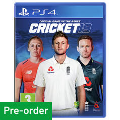 Cricket 19: Official Game of the Ashes PS4 Pre-Order Game