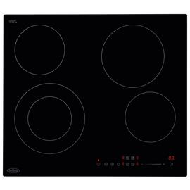 Belling CH602T Ceramic Electric Hob - Black