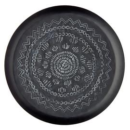 Argos Home Global Monochrome Patterned Metal Tray