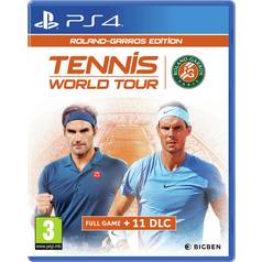 Tennis World Tour: Roland Garros Edition PS4 Pre-Order Game