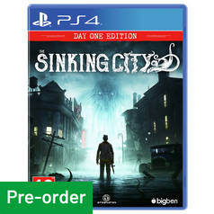 The Sinking City PS4 Pre-Order Game