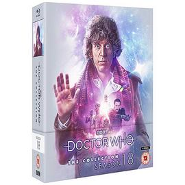 Doctor Who: The Collection Season 18 Blu-Ray