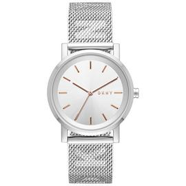 DKNY Ladies Stainless Steel Bracelet Watch