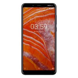 Nokia 3.1 Plus 32GB Mobile Phone - Blue