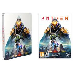 Anthem Steelbook Edition PC Game