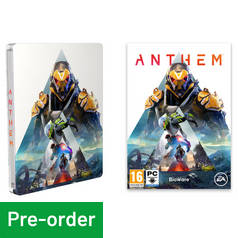 Anthem Steelbook Edition PC Pre-Order Game