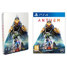 Anthem Steelbook Edition PS4 Game