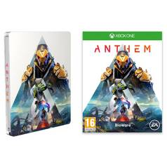Anthem Steelbook Edition Xbox One Game