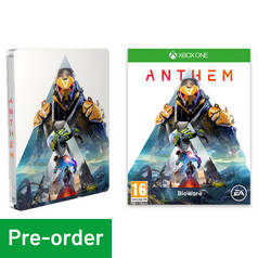 Anthem Steelbook Edition Xbox One Pre-Order Game