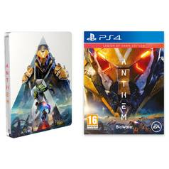 Anthem: Legion of Dawn Steelbook Edition PS4 Game