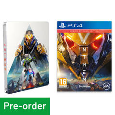 Anthem: Legion of Dawn Steelbook Edition PS4 Pre-Order Game