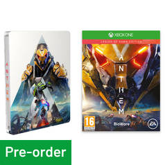 Anthem: Legion of Dawn Steelbook Edn Xbox One Pre-Order Game