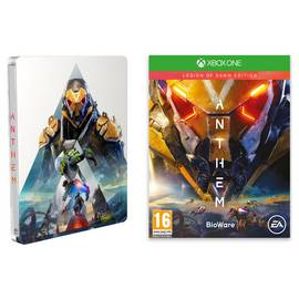 Anthem: Legion of Dawn Steelbook Edition Xbox One Game