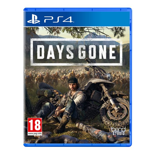 Buy Days Gone Ps4 Game Ps4 Games Argos