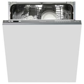 Hotpoint LTF8B019UK Integrated Dishwasher - Stainless Steel