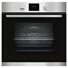 NEFF B1HCC0AN0B Built In Single Electric Oven - S/Steel
