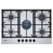NEFF T27DS59N0 Gas Hob - Stainless Steel