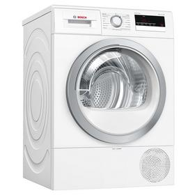 Bosch WTR85V21GB 8KG Heat Pump Tumble Dryer - White