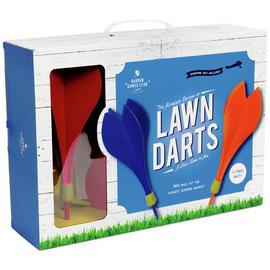 Professor Puzzle Lawn Darts Game