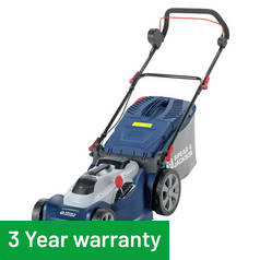 Spear & Jackson S4040X2CR 40cm Cordless Lawnmower - 40V