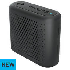 Philips BT55B/00 Portable Wireless Speaker - Black