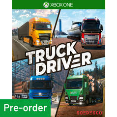 Truck Driver Xbox One Pre-Order Game